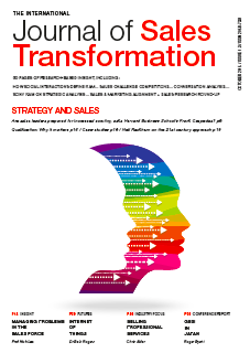 International Journal of Sales Transformation