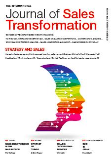 International Journal of Sales Transformation
