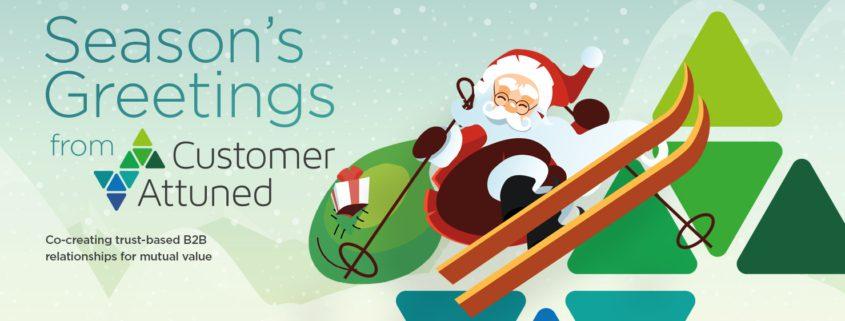 Season's Greetings from Customer Attuned