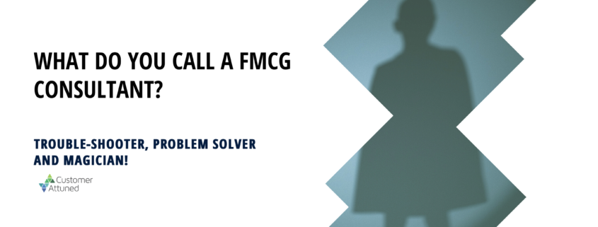 What do you call a FCMG Consultant?