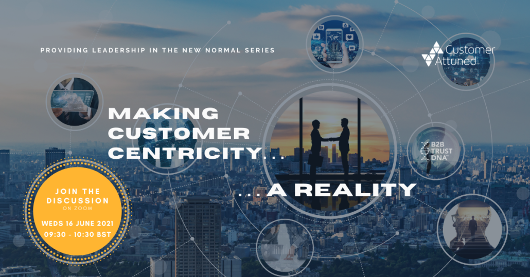 Making Customer Centricity a Reality