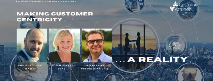Customer Centricity Speakers